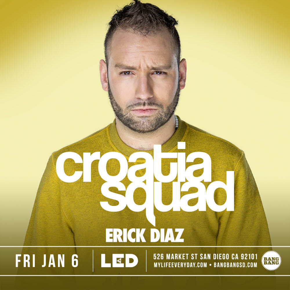 Croatia Squad LED presents